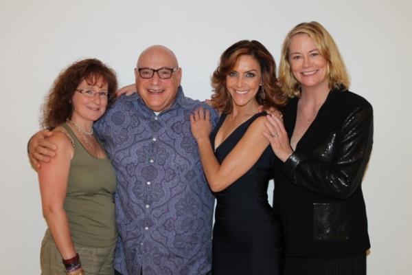 Shelley Bruce, Henry Kreiger, Andrea McArdle, Cybill Shepherd