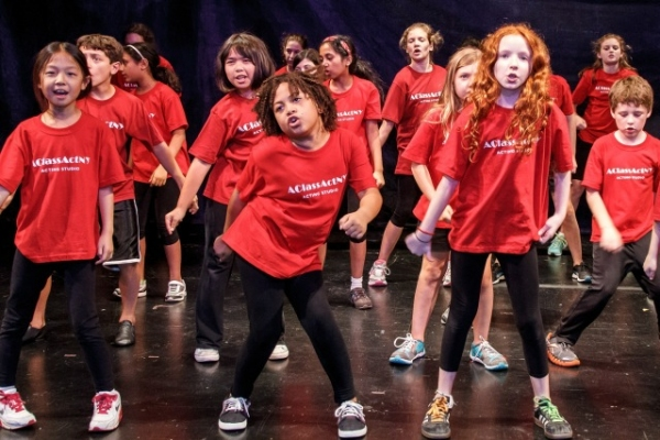 Photo Flash: Ben Cameron, Matthew James Thomas and More at A Class Act NY's 2012 Summer Camp