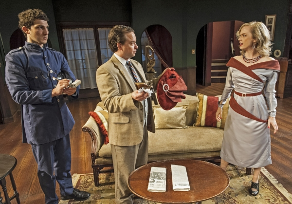Photos: Cortland Rep Opens Agatha Christie's THE HOLLOW
