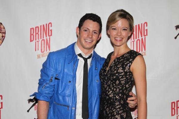 Sheldon Tucker and Kate Rockwell  Photo