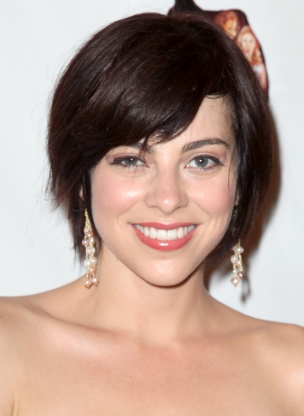 Krysta Rodriguez at BRING IT ON Opening Night Red Carpet Stars!
