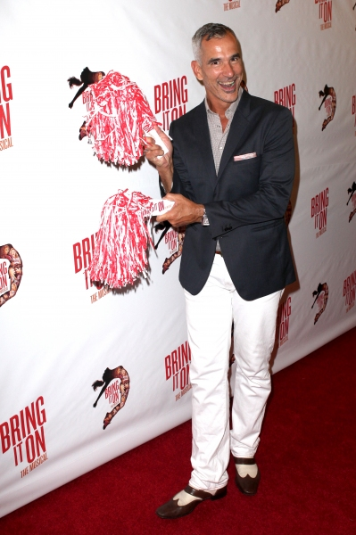 Photo Coverage: BRING IT ON Opening Night Red Carpet Stars!