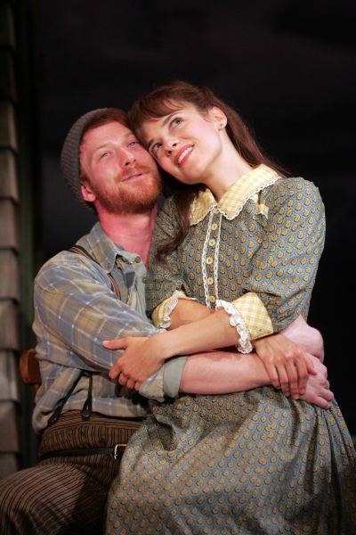 Photo Flash: First Look at Teal Wicks, James Snyder and More in Goodspeed's CAROUSEL