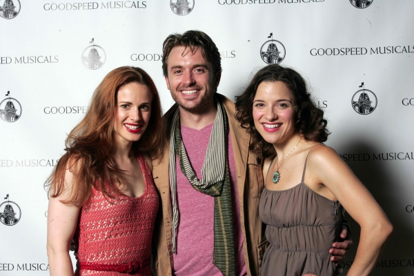 Photo Flash: Highlights of Goodspeed's CAROUSEL Opening Night Cast Party