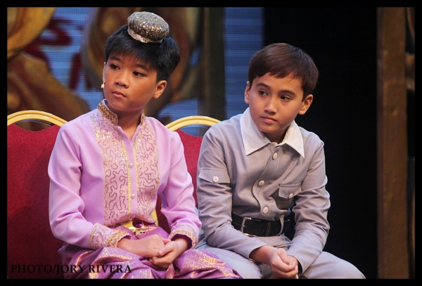 Photo Flash: More Photos from THE KING AND I Press Launch