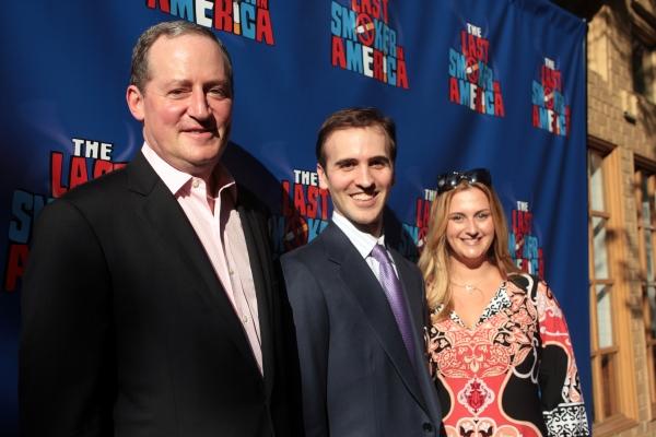 Michael Palit, Andy Sandberg, Whitney Hoagwald Edwards Photo