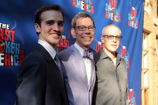 Andy Sandberg, Bill Russell, Peter Melnick Photo