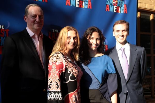 Michael Palit, Whitney Hoagwald Edwards, Stephanie Rosenberg, Andy Sandberg