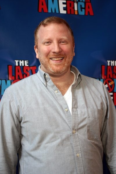 Photos: THE LAST SMOKER IN AMERICA Opening- Arrivals and Curtain Call!