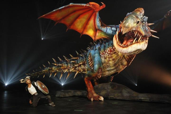 BWW Reviews: Ferocious Fun at HOW TO TRAIN YOUR DRAGON LIVE SPECTACULAR at Nassau Coliseum