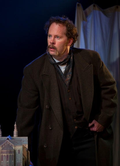 Shuler Hensley at Bradley Cooper, Patricia Clarkson and More in THE ELEPHANT MAN at Williamstown Theatre Festival