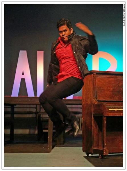 Patrick Mayuyu as Juan