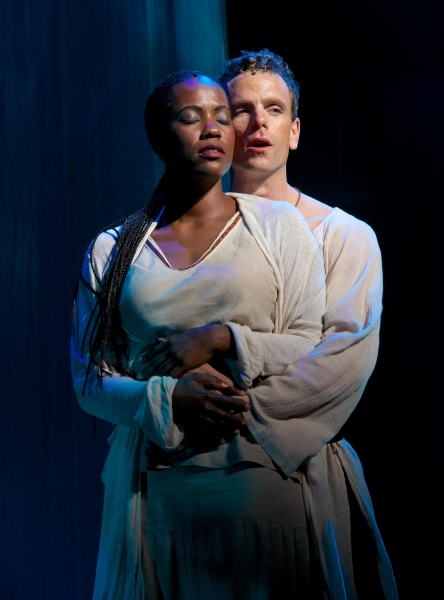 Photo Flash: Zakiya Young and Paul Nolan Star in KC Starlight Theatre's AIDA, Opening Tonight, 8/3
