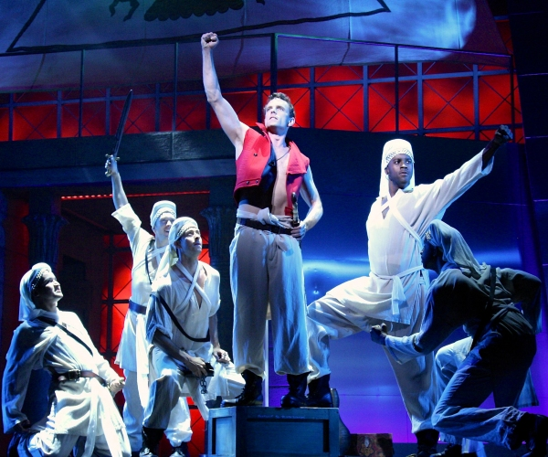 Cast of Starlight's AIDA at Zakiya Young and Paul Nolan Star in KC Starlight Theatre's AIDA, Opening Tonight, 8/3