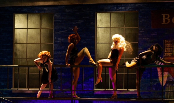 Photo Flash: First Look at Aurora Theatre's SWEET CHARITY