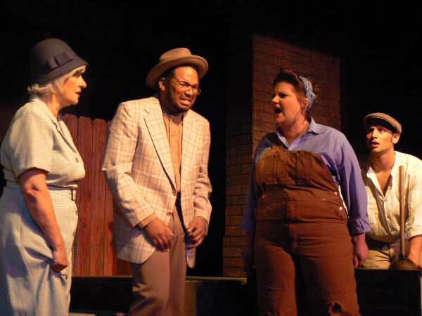 BWW Reviews: URINETOWN - Delightful, Humorous and Full of Heart