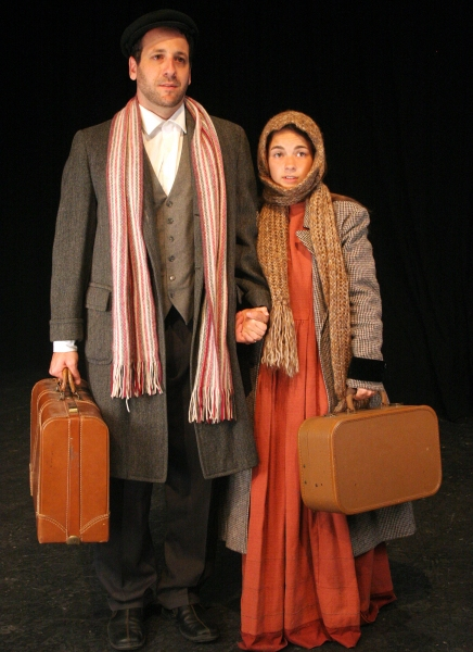 Photo Flash: First Look at Hillbarn Theatre's RAGTIME, Opening 8/30