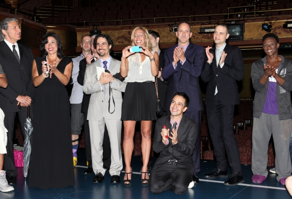 Photo Coverage: Inside the BRING IT ON Gypsy Robe Ceremony!
