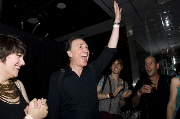 Photo Flash: SPIDER-MAN Cast Says Goodbye to Patrick Page!
