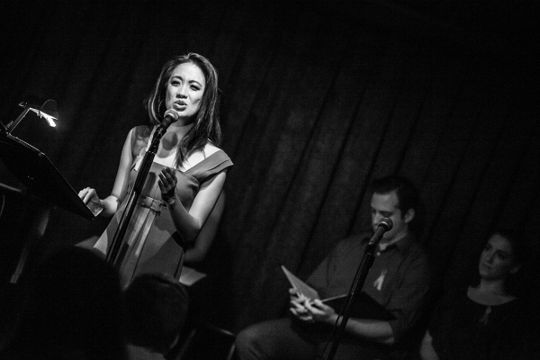 Photo Coverage: Inside ARE YOU WORKING ON SOMETHING NEW? Benefit Concert
