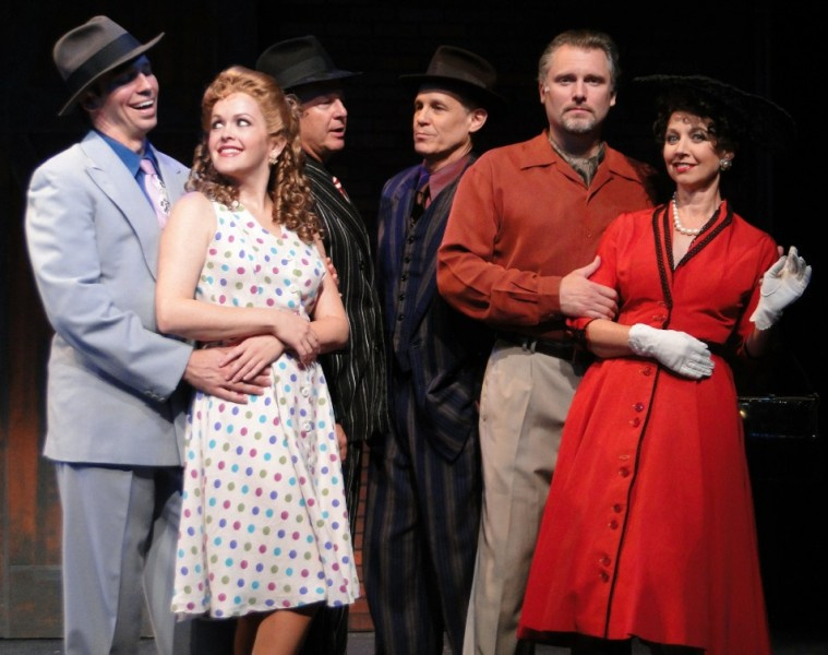 Photo Flash: First Look at Cape Playhouse's KISS ME, KATE