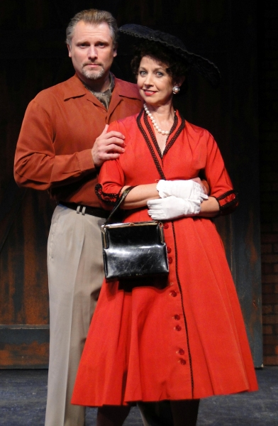 Stephen Buntrock and Susan Powell at First Look at Cape Playhouse's KISS ME, KATE