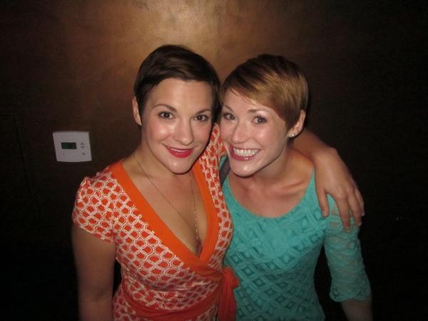 Daisy Eagan & Lisa Livesay
