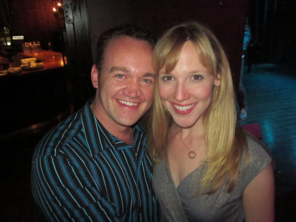 Dennis Kyle & Jane Noseworthy at BWW Reviews: Kritzerland Salutes Burt Bacharach
