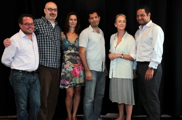 William Russo, Ken Rus Schmoll, Florencia Lozano, Alfredo Narciso, Kathleen Chalfant, Photo