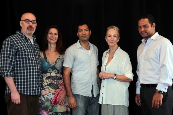 Ken Rus Schmoll, Florencia Lozano, Alfredo Narciso, Kathleen Chalfant, Alexander Dine Photo