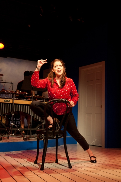 Photo Flash: First Look at York Theatre Company's SONGS FOR A NEW WORLD