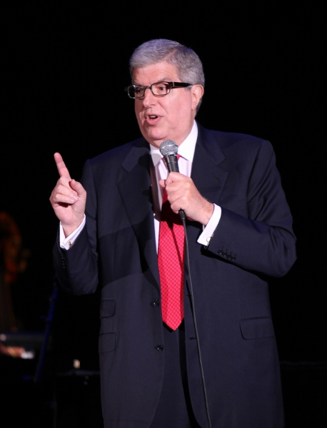 Marvin Hamlisch performing in the All Star Benefit ÒSix Degrees of Marvin HamlischÓ benefitting The Actors Fund and honoring Broadway Musical Director Fran Liebergall at Symphony Space in New York City.  October 4, 2010