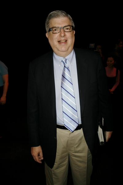 Marvin Hamlisch ( Composer ) Attending the Meet and Greet / Introduction with the 2006 Cast of A CHORUS LINE at the Hudson Theatre in New York City. April 26