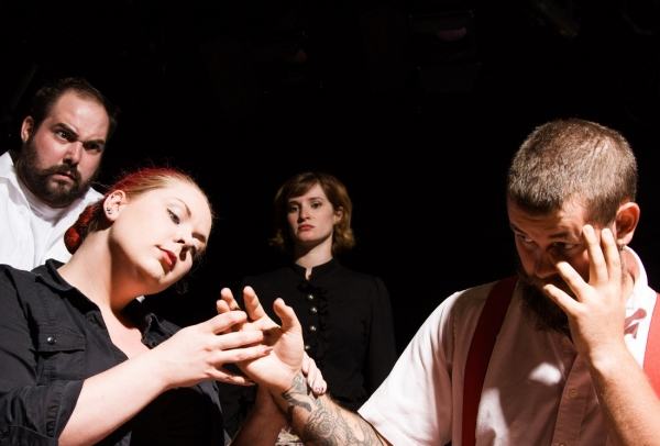 Photo Flash: First Look at THE THINGS WE DO... One-Act Program at Baltimore Playwrights Festival