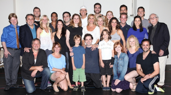 FREEZE FRAME: Meet the Company of CHAPLIN the Musical!
