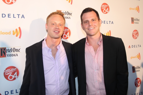 Ben Harvey and Dave Rubin