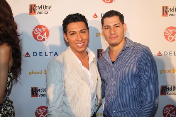 Michael Ortega and Adrian Torres