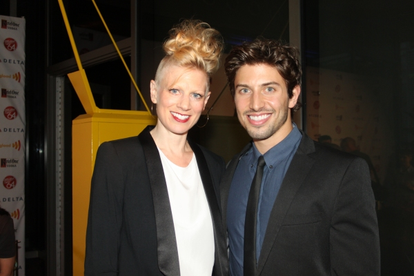 Kara Laricks and Nick Adams