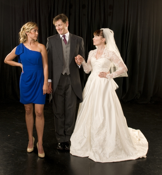 Photo Flash: Sneak Peek at Florida Studio Theatre's PERFECT WEDDING, Opening Tonight