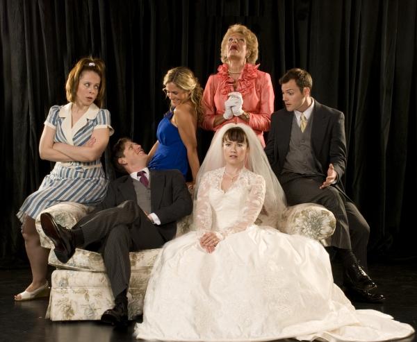 Kate Siepert, Graham Stuart Allen, Jenny Strassberg, Lisa McMillan, Faith Sandberg,  Photo