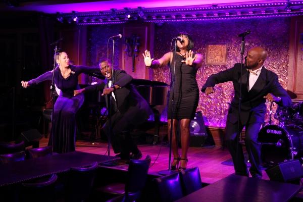 'Sing, Harlem, Sing!' - Ahmaya Knoelle Higginson, Elijah Ahmad Lewis. Bettina Pennon and Craig Stagg