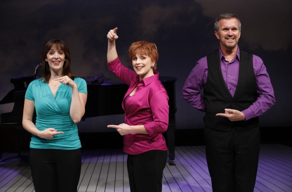 Photo Flash: First Look at Julia Murney, Jacquelyn Piro Donovan in CLOSER THAN EVER!
