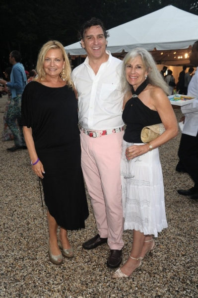 Photo Flash: Inside Watermill Center's BIG BANG Benefit