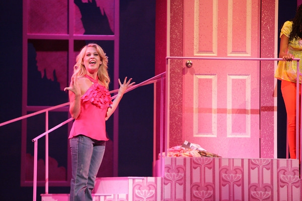 Anne Horak at First Look at Anne Horak and More in MTWichita's LEGALLY BLONDE