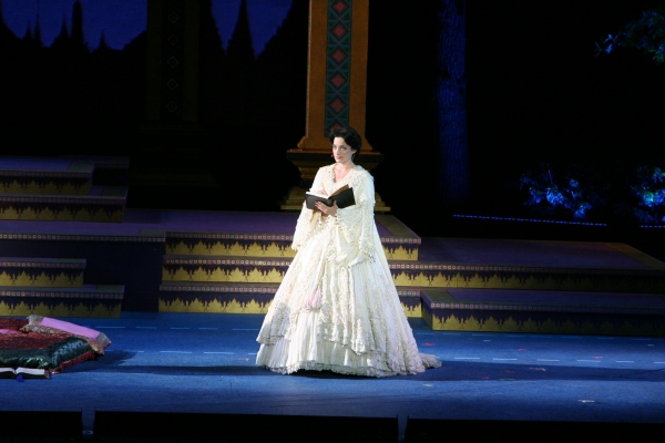 Laura Michelle Kelly at First Look at Laura Michelle Kelly, Kevin Gray in the Muny's THE KING AND I