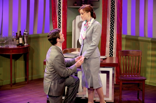 Photo Flash: First Look at NATIONAL PASTIME, Opening Off-Broadway Tonight at Playwrights Horizons!