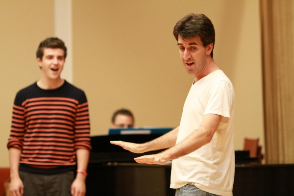 Photo Flash: Jason Robert Brown & More at Broadway Dreams Foundation's Philly Summer Intensive