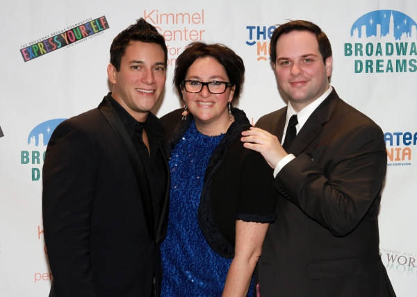 Nicholas Rodriguez, Annette Tanner and Ryan Ratelle