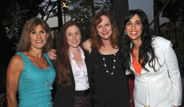 Judy Norton, Kami Cotler, Mary McDonough and Michelle Patterson