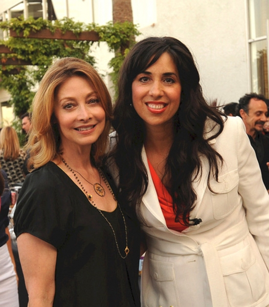 Sharon Lawrence and Michelle Patterson Photo